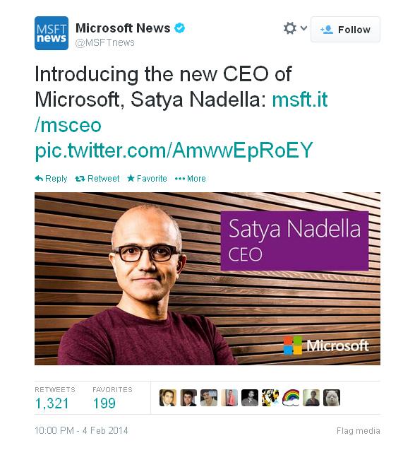 SabrinaZolkifi_Feb2014_MicrosoftTwitter