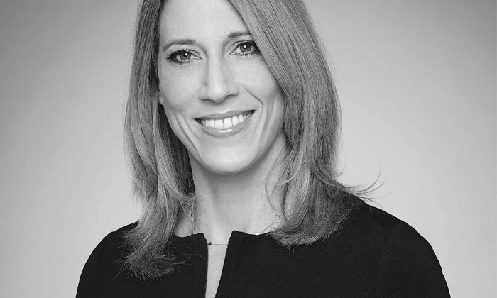 Kerstin von der Brelie vice president of HR at Turner International