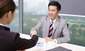 Candidate interviewing for job being sold the role by the hiring manager