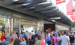 Myer hires and fires fake executive Andrew Flanagan