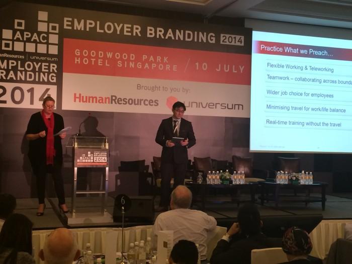 Employer Branding APAC 2014
