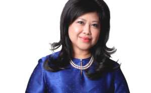 Nora Abd Manaf, group chief human capital officer at Maybank Group