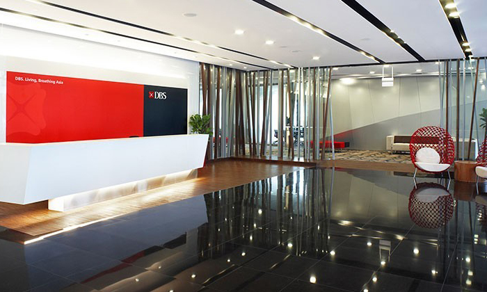 DBS Asia Central office