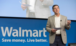 Bill Simon Walmart CEO leaves company