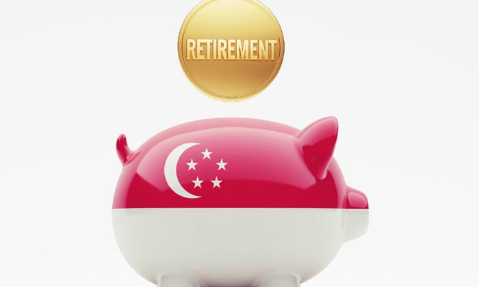 Retirement piggy bank Singapore