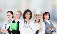 Women in leadership positions