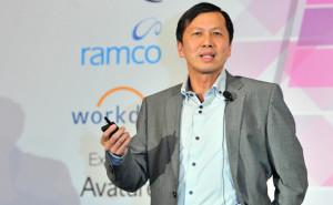 Eugene Lam, HR Tech 2014