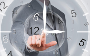 Employee indicating time to show 40 hour workweek is actually 47 hours long