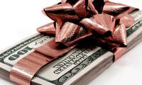 Cash bonus to show it works in employee retention