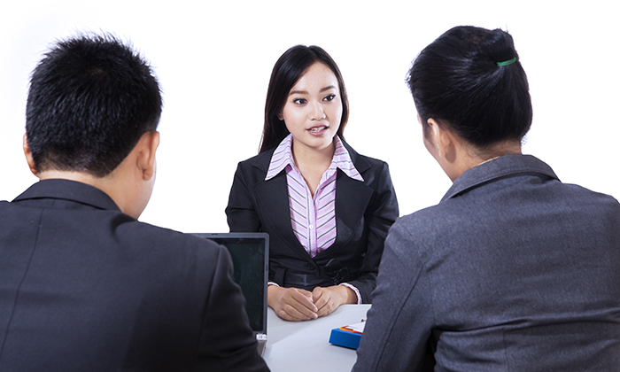 Job interview Shutterstock