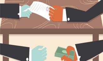 Corruption bribery Control Risks report