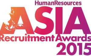Asia Recruitment Awards 2015 logo