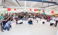 DBS MegaHackathon Participants