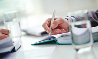 INSEAD executive education column