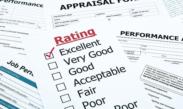 Appraising The Performance Appraisal  Human Resources Online