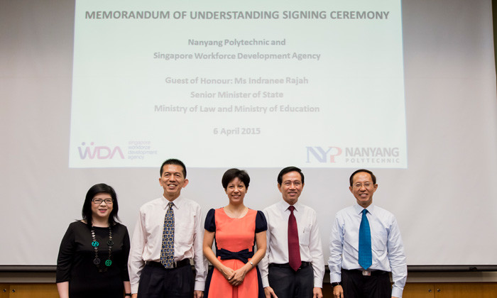 WDA and NYP partnership