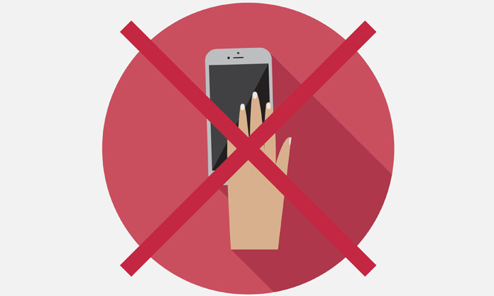no to mobile