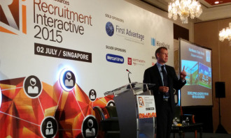 John Nolan of Unilever at RI Singapore 2015