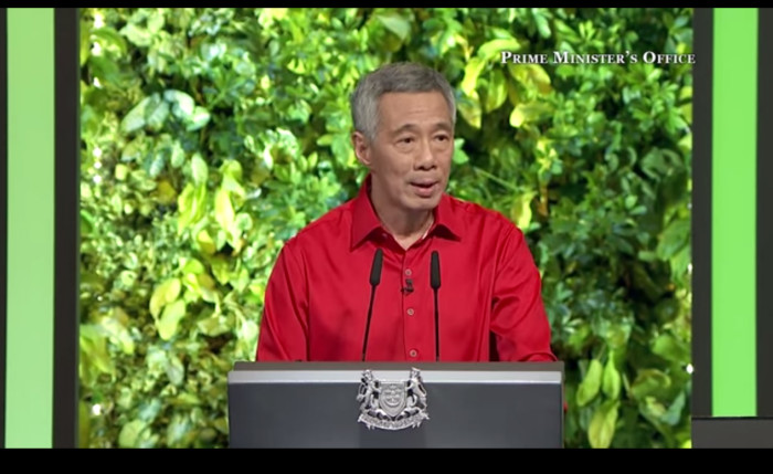 PM Lee Hsien Loong