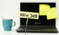 new job