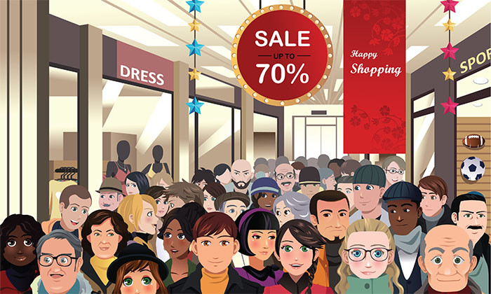 Korn Ferry and Hay Group report on retail in festive season