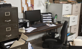 Feb 8-anthony- dirty offices -shutterstock