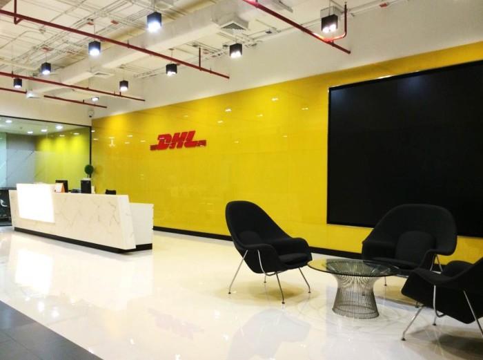 DHL Express Thailand Reception