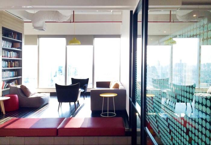 DHL Express Thailand creative areas
