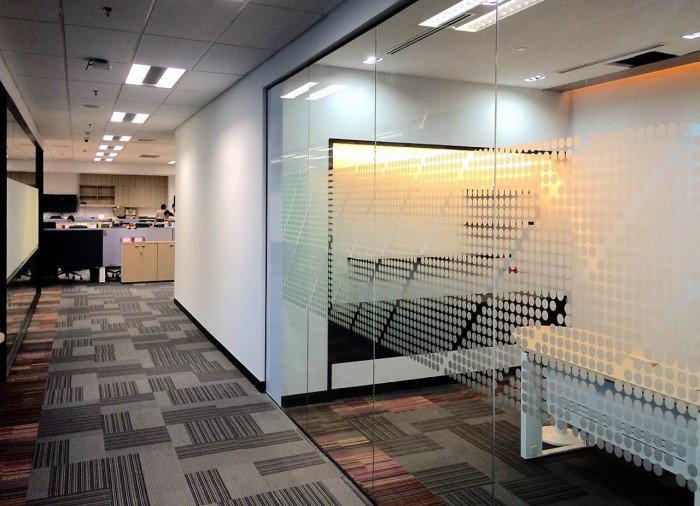 DHL Express Thailand meeting rooms