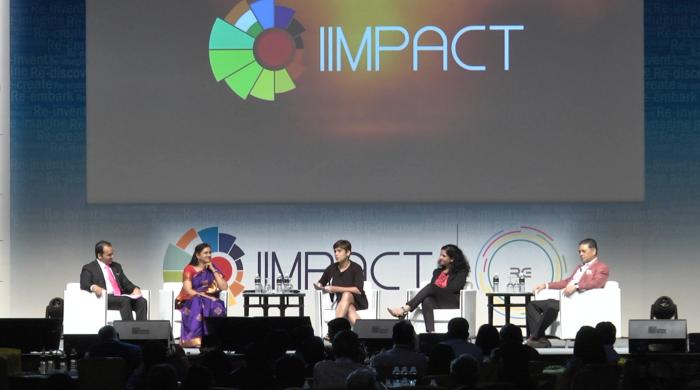 IIMPACT women panel