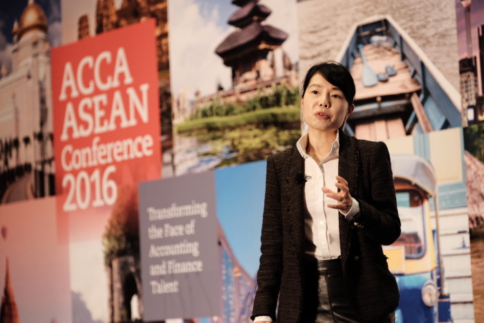 [AAC] Faye Chua (Head of Future Research, ACCA)_Sharing Insights on ACCA's latest report 'Professional Accountants - The Future'