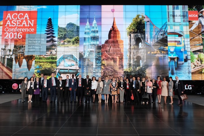 ACCA ASEAN Conference 2016