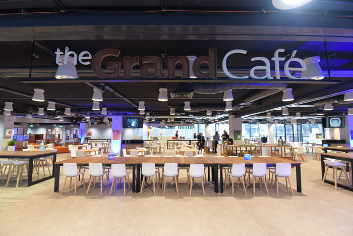 Philips APAC Center_Grand Cafe