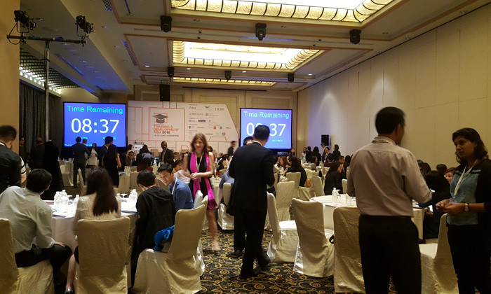 TDA SG speed networking