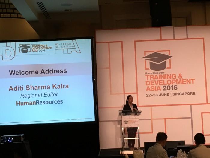 Live: Training & Development Asia 2016, Singapore | Human Resources