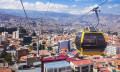 Gondola system La Paz, Bolivia