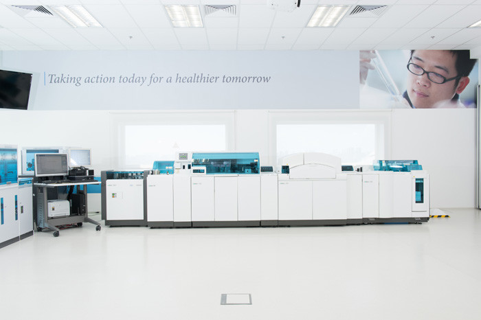 Roche Diagnostics Asia Pacific_CentreofExcellence_Singapore_Room 2