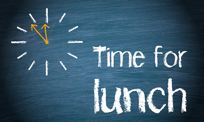 How much time do your workers spend at lunch? | Human ...