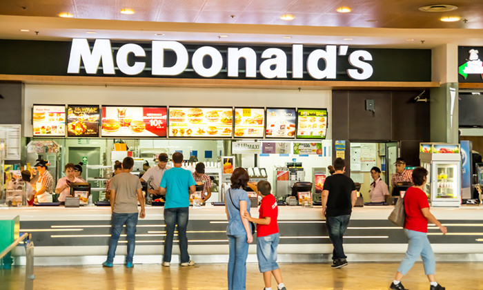 Fast Food Names A To Z