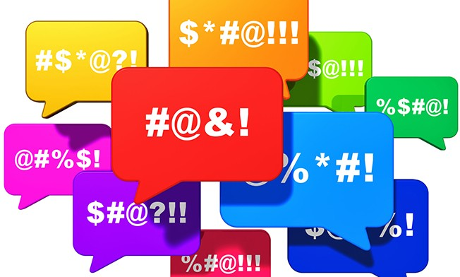 Why your team can't stop swearing at work | Human Resources Online