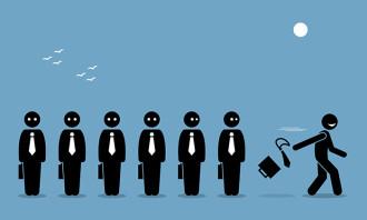 Employee leaving their job, hr