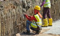 Bangladeshi manpower working in construction