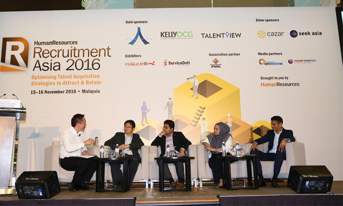 Panel Discussion at RA MY 2016