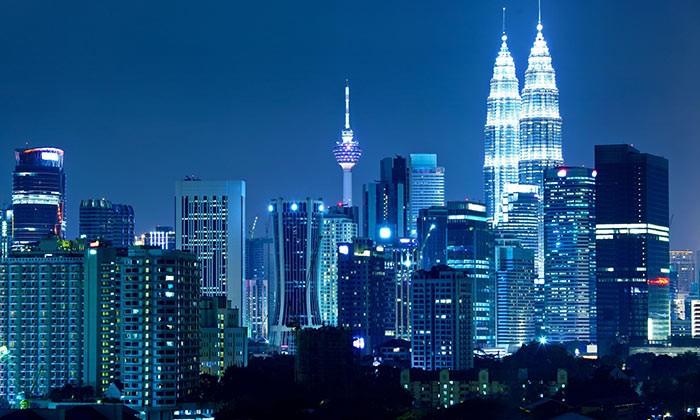 Wani - Nov 16 - Kuala Lumpur Skyline