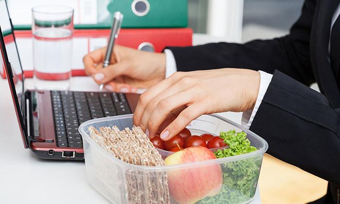 HR pick healthier snacks