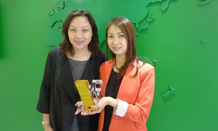 Anita & Regina, Kelly Services Hong Kong, hr