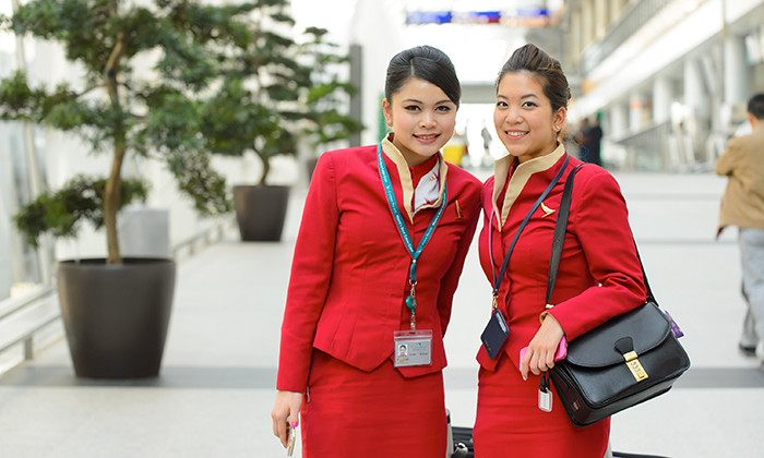 10 Most Gorgeous Airline Flight Attendants - Page 6 of 11