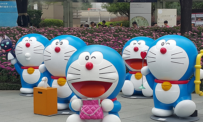Image result for doraemon co workers