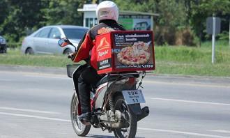 Delivery  of Pizza Hut Company