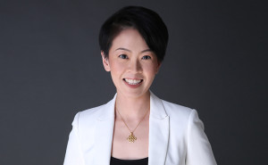 Lorraine Pang portrait